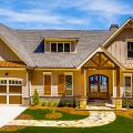 Дома с мансардой и гаражом: что нужно знать перед постройкой и 75+ лучших современных проектов фото