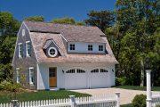 Фото 7 Дома с мансардой и гаражом: что нужно знать перед постройкой и 75+ лучших современных проектов