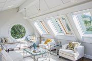 Фото 11 Дома с мансардой и гаражом: что нужно знать перед постройкой и 75+ лучших современных проектов