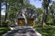 Фото 38 Дома с мансардой и гаражом: что нужно знать перед постройкой и 75+ лучших современных проектов