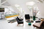 Фото 23 Дома с мансардой и гаражом: что нужно знать перед постройкой и 75+ лучших современных проектов