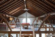 Фото 17 Дома с мансардой и гаражом: что нужно знать перед постройкой и 75+ лучших современных проектов