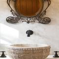 Накладная раковина на столешницу: 75+ воплощений эргономики и эстетики в ванной комнате фото