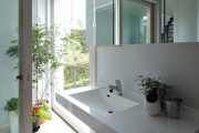 Фото 6 Накладная раковина на столешницу: 75+ воплощений эргономики и эстетики в ванной комнате