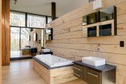 Фото 8 Накладная раковина на столешницу: 75+ воплощений эргономики и эстетики в ванной комнате