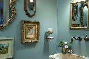 Фото 10 Накладная раковина на столешницу: 75+ воплощений эргономики и эстетики в ванной комнате