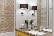 Фото 18 Накладная раковина на столешницу: 75+ воплощений эргономики и эстетики в ванной комнате