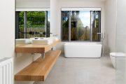Фото 23 Накладная раковина на столешницу: 75+ воплощений эргономики и эстетики в ванной комнате