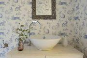 Фото 37 Накладная раковина на столешницу: 75+ воплощений эргономики и эстетики в ванной комнате