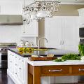 Системы хранения для кухни: 80 функциональных трендов, когда комфорт и дизайн неразделимы фото