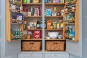 Фото 3 Системы хранения для кухни: 80 функциональных трендов, когда комфорт и дизайн неразделимы