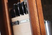 Фото 21 Системы хранения для кухни: 80 функциональных трендов, когда комфорт и дизайн неразделимы