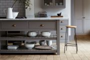 Фото 24 Системы хранения для кухни: 80 функциональных трендов, когда комфорт и дизайн неразделимы