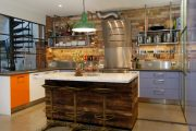 Фото 28 Системы хранения для кухни: 80 функциональных трендов, когда комфорт и дизайн неразделимы