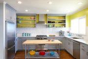 Фото 32 Системы хранения для кухни: 80 функциональных трендов, когда комфорт и дизайн неразделимы