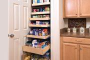 Фото 41 Системы хранения для кухни: 80 функциональных трендов, когда комфорт и дизайн неразделимы