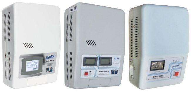 Специалисты торговой марки RUCELF не стоят на месте, они двигаются вперед, разрабатывая оборудование, способное полностью защитить ваше электрооборудование от проблем, которые могут прийти из электросети