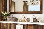 Фото 2 Ванная комната в стиле прованс: 80+ элегантных идей и обзор лучших интерьерных тенденций