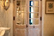 Фото 6 Ванная комната в стиле прованс: 80+ элегантных идей и обзор лучших интерьерных тенденций