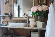 Фото 43 Ванная комната в стиле прованс: 80+ элегантных идей и обзор лучших интерьерных тенденций