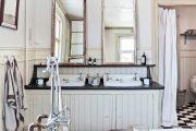 Фото 1 Ванная комната в стиле прованс: 80+ элегантных идей и обзор лучших интерьерных тенденций