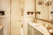 Фото 8 Ванная комната в стиле прованс: 80+ элегантных идей и обзор лучших интерьерных тенденций