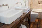 Фото 16 Ванная комната в стиле прованс: 80+ элегантных идей и обзор лучших интерьерных тенденций