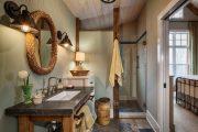 Фото 19 Ванная комната в стиле прованс: 80+ элегантных идей и обзор лучших интерьерных тенденций