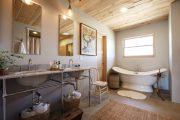 Фото 20 Ванная комната в стиле прованс: 80+ элегантных идей и обзор лучших интерьерных тенденций