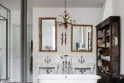 Фото 23 Ванная комната в стиле прованс: 80+ элегантных идей и обзор лучших интерьерных тенденций
