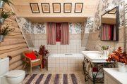Фото 24 Ванная комната в стиле прованс: 80+ элегантных идей и обзор лучших интерьерных тенденций