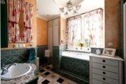 Фото 26 Ванная комната в стиле прованс: 80+ элегантных идей и обзор лучших интерьерных тенденций