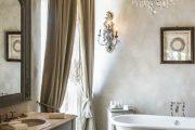 Фото 31 Ванная комната в стиле прованс: 80+ элегантных идей и обзор лучших интерьерных тенденций