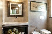 Фото 37 Ванная комната в стиле прованс: 80+ элегантных идей и обзор лучших интерьерных тенденций