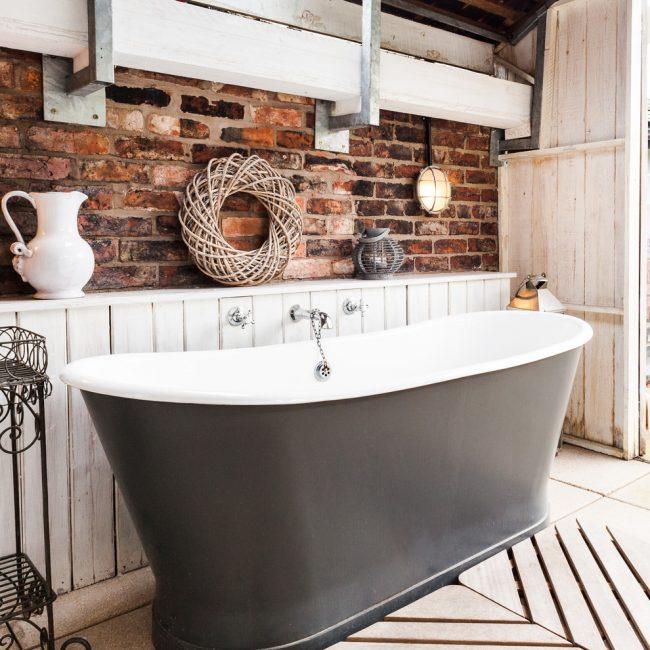 Ванная комната в стиле прованс подчеркнет вашу индивидуальность