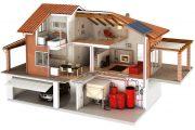 Фото 2 Отопление загородного дома: сравнение вариантов и установка своими руками