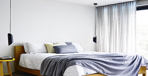 Занавески в спальню: обзор трендовых новинок и 85+ эстетически совершенных идей для комнаты фото
