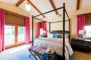 Фото 16 Занавески в спальню: обзор трендовых новинок и 85+ эстетически совершенных идей для комнаты