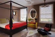 Фото 23 Занавески в спальню: обзор трендовых новинок и 85+ эстетически совершенных идей для комнаты