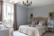Фото 5 Занавески в спальню: обзор трендовых новинок и 85+ эстетически совершенных идей для комнаты