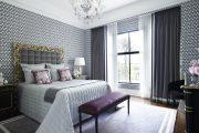 Фото 27 Занавески в спальню: обзор трендовых новинок и 85+ эстетически совершенных идей для комнаты