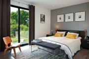 Фото 36 Занавески в спальню: обзор трендовых новинок и 85+ эстетически совершенных идей для комнаты