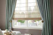 Фото 37 Занавески в спальню: обзор трендовых новинок и 85+ эстетически совершенных идей для комнаты