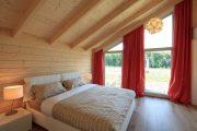 Фото 38 Занавески в спальню: обзор трендовых новинок и 85+ эстетически совершенных идей для комнаты