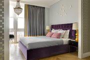 Фото 39 Занавески в спальню: обзор трендовых новинок и 85+ эстетически совершенных идей для комнаты