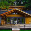 Оригинальные проекты дома с баней под одной крышей: все о реализации и 65+ практичных и надежных вариантов фото