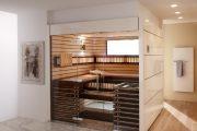 Фото 8 Оригинальные проекты дома с баней под одной крышей: все о реализации и 65+ практичных и надежных вариантов