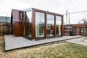 Фото 10 Оригинальные проекты дома с баней под одной крышей: все о реализации и 65+ практичных и надежных вариантов