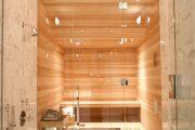 Фото 15 Оригинальные проекты дома с баней под одной крышей: все о реализации и 65+ практичных и надежных вариантов