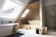 Фото 20 Оригинальные проекты дома с баней под одной крышей: все о реализации и 65+ практичных и надежных вариантов